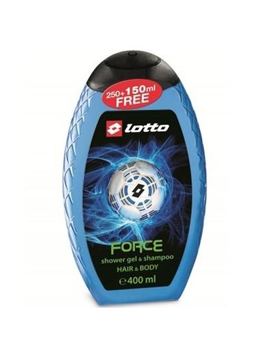 Lotto Lotto Force Erkek Shower Gel , Shampoo 400 Ml Renksiz